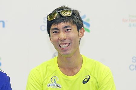 National marathoner Soh Rui Yong accuses SNOC of bias
