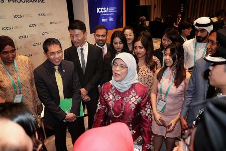 Draw from diversity as source of strength: President Halimah