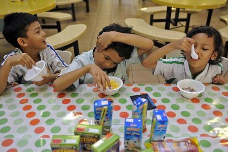 Back-to-school breakfast for kids