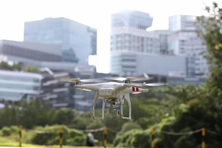 Laws, technology and education can help regulate drones: Experts