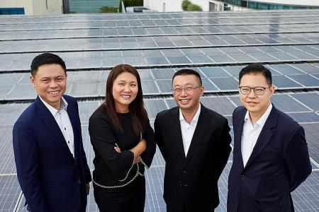 Sunseap secures $43m green loan to install rooftop solar power systems