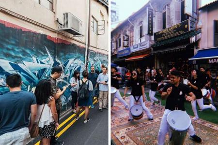 GSS 2019: Explore Kampong Glam's past