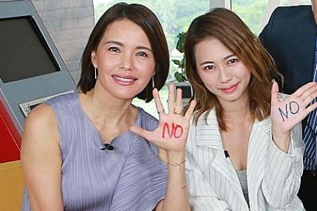 Zoe Tay fronts You Can Say No sex abuse campaign after Cambodia trip