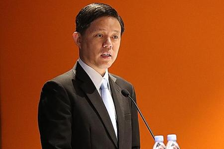 Businesses must consider making bold moves: Chan Chun Sing