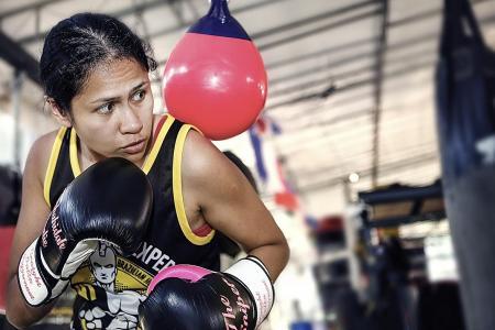 Defeat has made Nurshahidah Roslie a better boxer