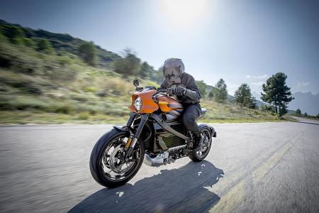 Harley-Davidson's 2020 LiveWire: Sound and look of the future