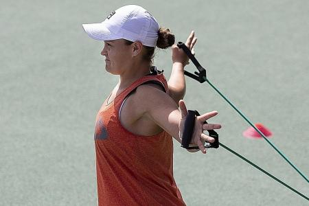 World No. 1 Ashleigh Barty not concerned with Wimbledon draw