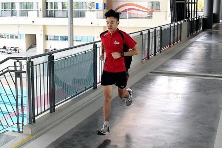 'Corridor Runner' Nicholas Rachmadi gets SEA Games nomination