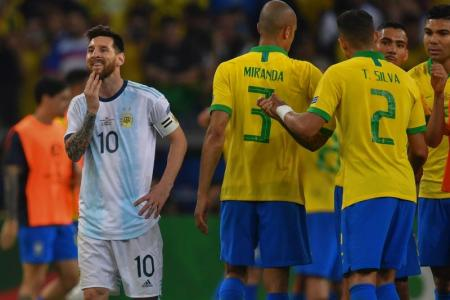 Brazil reach Copa America final after 2-0 win over Argentina