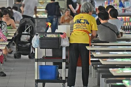 Pay rise, bonus for cleaners and landscaping workers