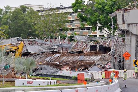 Six months' jail for viaduct collapse