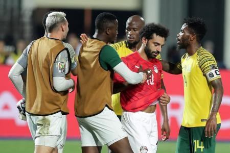 Hosts Egypt knocked out of African Nations Cup