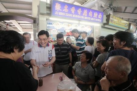 Tampines Round Market reopens with improvements