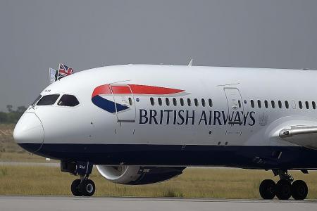 British Airways crew ran naked in Singapore hotel