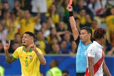 Jesus takes centre stage as Brazil win Copa America