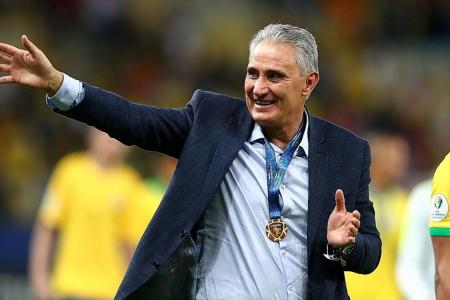 Lionel Messi must accept defeat and show respect: Tite