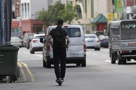 PMD users think they are considerate, pedestrians say no: Survey