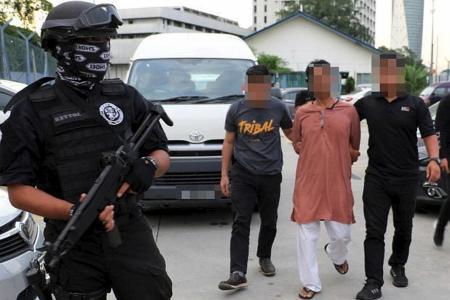 Malaysia detains four foreign militants after raids in Selangor, Kedah