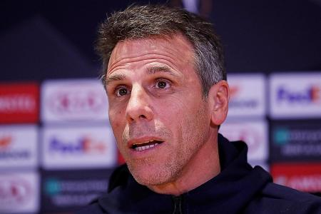 Gianfranco Zola: Maurizio Sarri's best work comes after first year