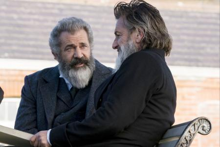 Movie reviews: The Professor And The Madman, The White Storm 2