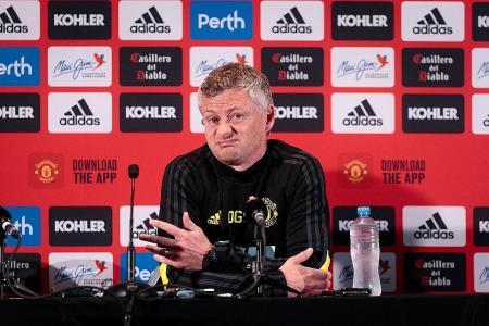 Manchester United not a selling club: Ole Gunnar Solskjaer