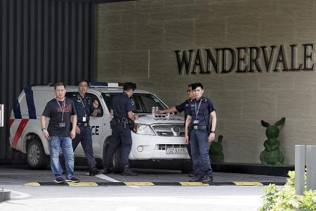 Guard breaks into condo, molests maid