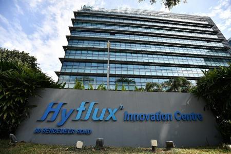 Hyflux 'progressing' towards $400m deal with Utico