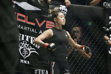 Angela Lee fights back Michelle Nicolini's claims