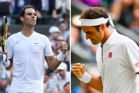 Rafael Nadal rues not playing against Roger Federer at US Open