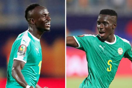 Senegal in semi-finals, thanks to their Merseyside connection
