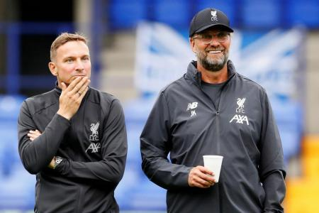 Klopp: Liverpool won't have a busy transfer window
