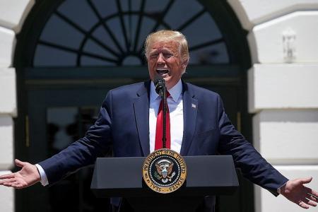Trump under fire for attacks on Democratic congresswomen