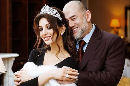 Kelantan Sultan divorces Russian ex-beauty queen