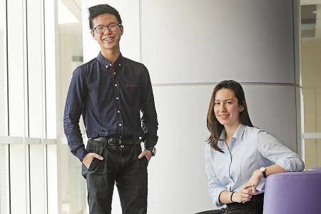 They crossed international boundaries to top ITE cohort