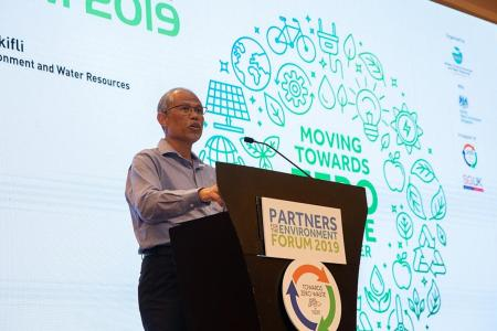 Singapore boosts its effort to fight climate change