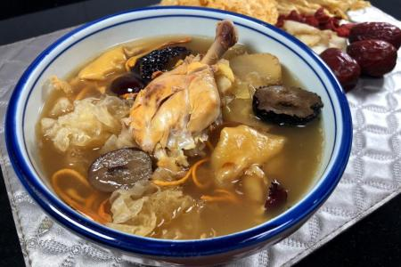 Hed Chef recipe: Feel good inside and out with TCM beauty tonic soup