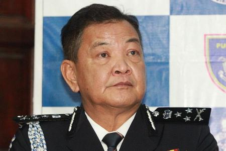Malaysia's top cop: Sex video is conspiracy led by political leader