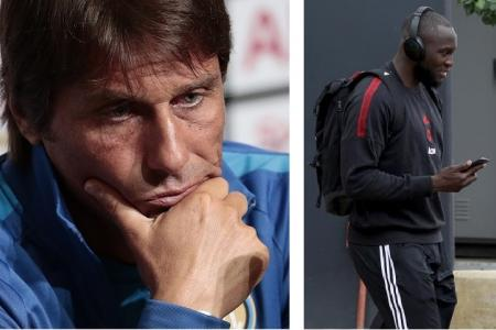 Conte continues to yearn for Lukaku