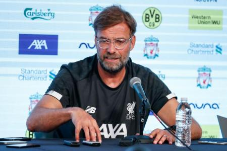 Klopp reiterates commitment to Liverpool