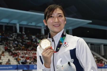 Japan's swimmers want to win for leukaemia-stricken Rikako Ikee