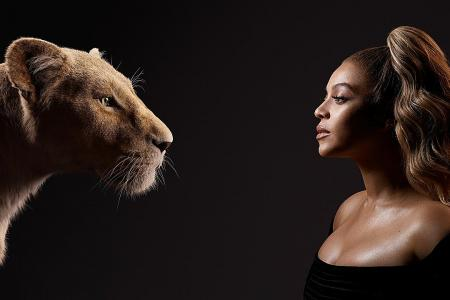 Fans feel the love for The Lion King: The Gift, Beyonce's new album