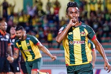 Shakir Hamzah and Aidil Sharin gun for Malaysian FA Cup win