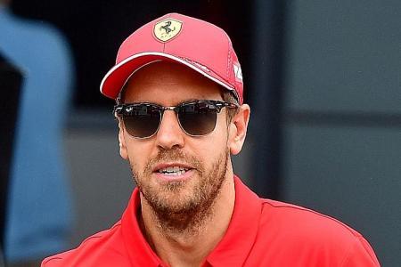 Struggling Sebastian Vettel hoping for home comforts at Hockenheim