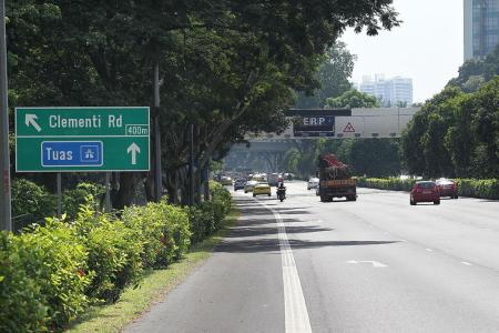 Revised ERP rates to take effect from Monday