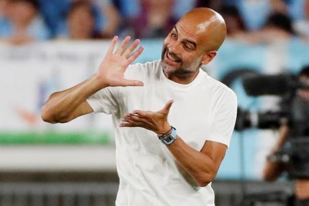 Guardiola slams Klopp's 'fantasy land' jibe