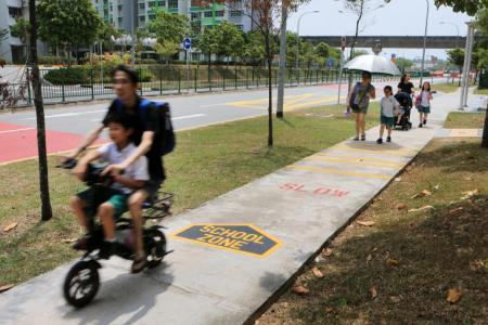 PMDs to be banned in void decks, common corridors at PAP town councils
