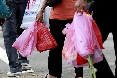 Three MPs renew call for charge on single-use plastic bags