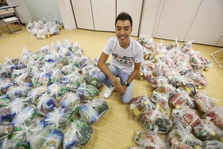Over 37,000 hampers raised for low-income families and migrant workers