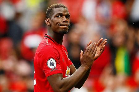 Question mark remains over my future at Man United, says Paul Pogba