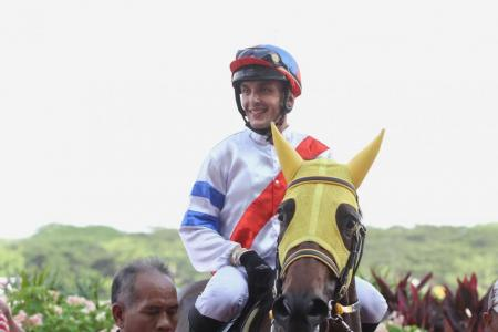 Lerner, WS Chan suspended for four Singapore race days each